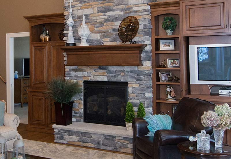 Fireplace and Stonework